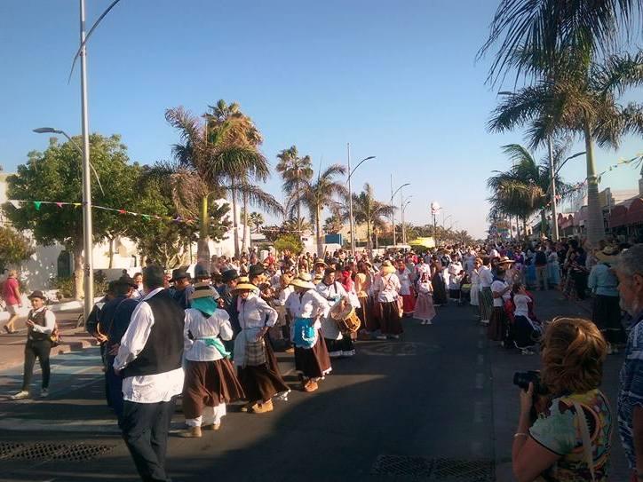 Fiestas del Carmen, Corralejo