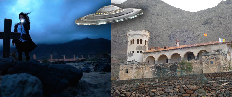 Fuerteventura Mysteries - Villa Winter, Mafasca light
