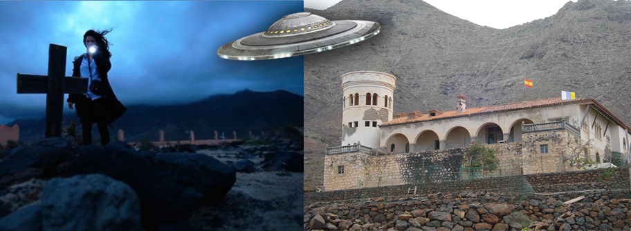 Fuerteventura Mysteries - Villa Winter, Mafasca light